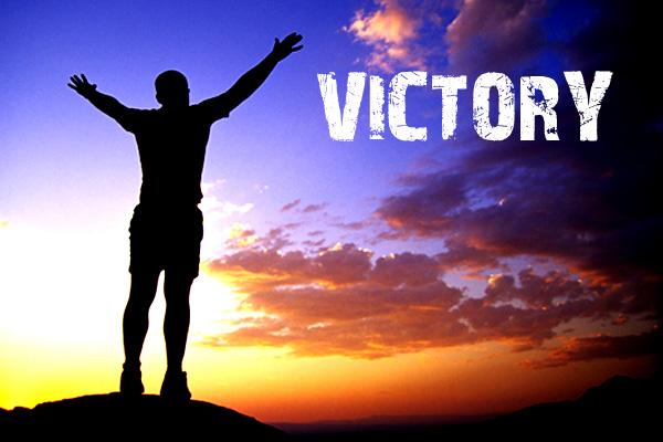 Zwycięstwo jest przecież dla ludzi!