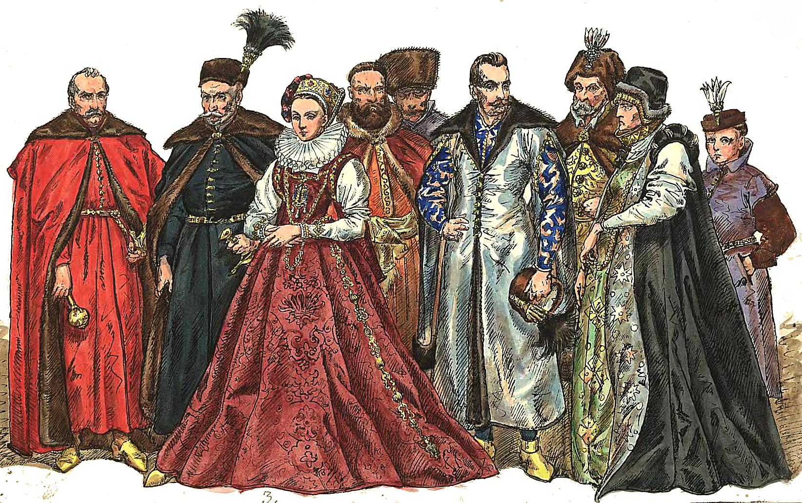 Polscy szlachcice z XVI wieku