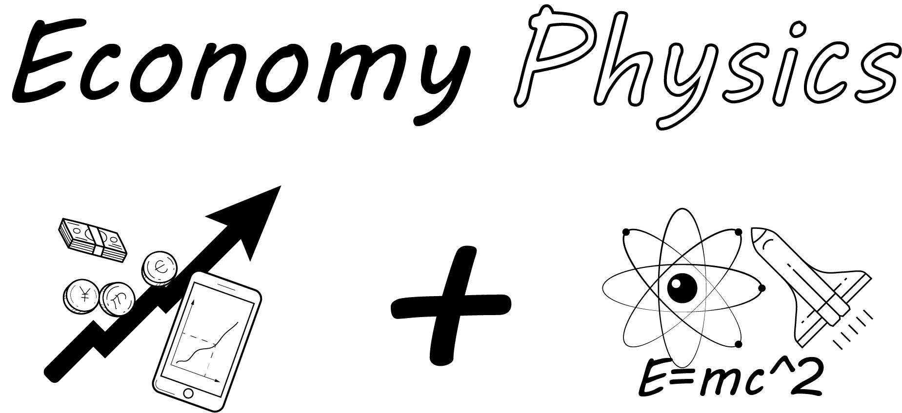 Ekonofizyka na przykładzie połącznia słów ekonomia i fizyka