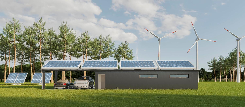 Magazyny energii na przykładzie domu z odnawialnymi źródłami energii