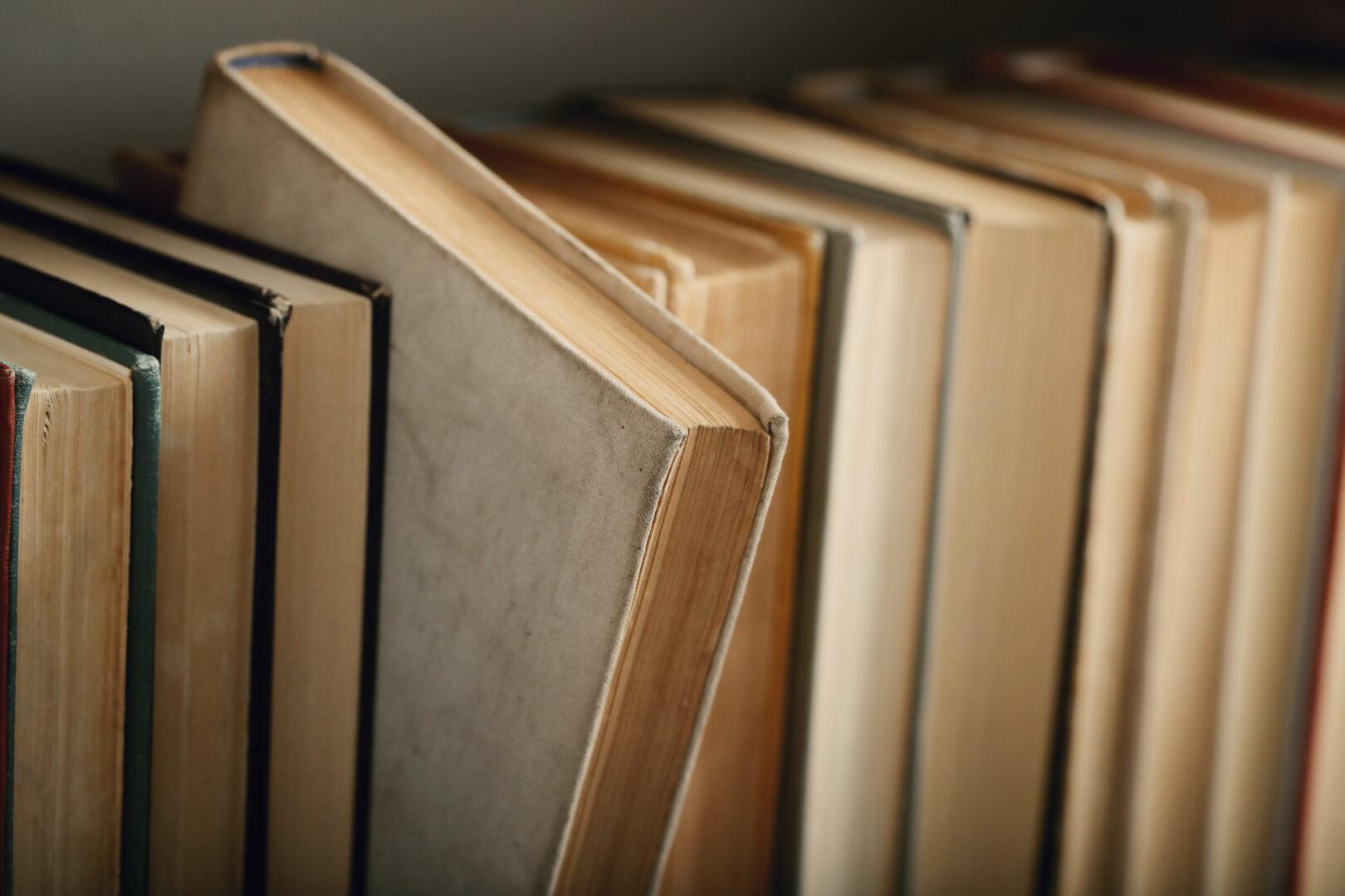 Olga Tokarczuk twórczość na przykładzie starych książek