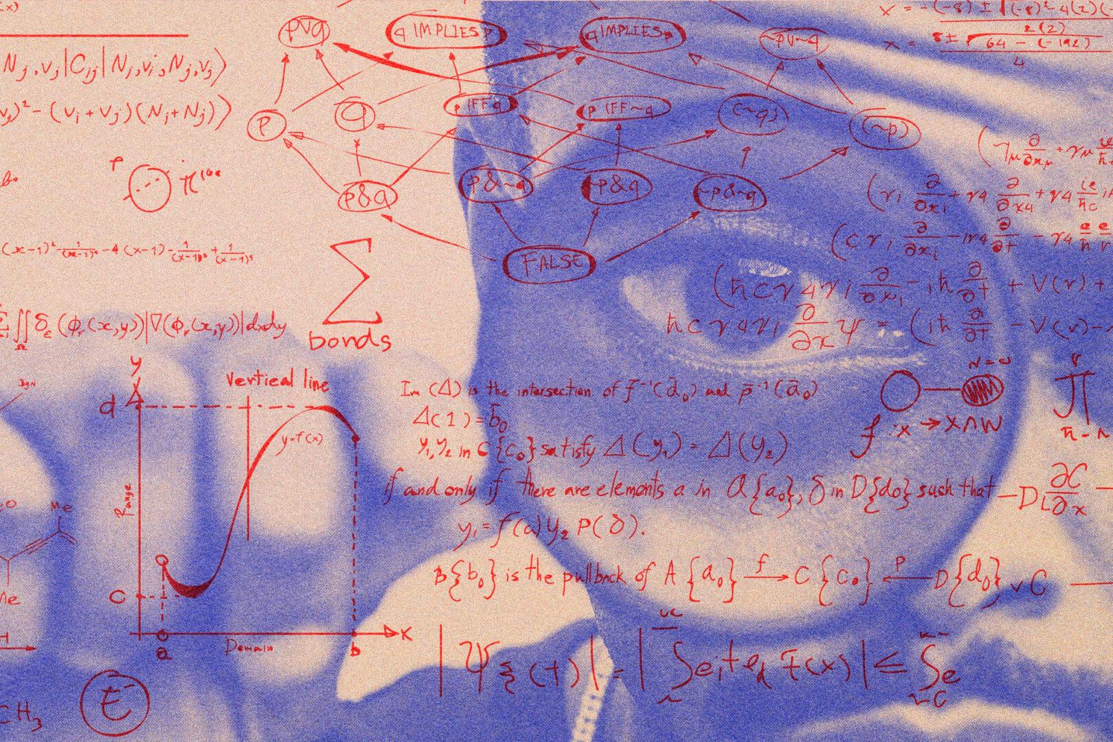 Nierówności na olimpiadzie matematyczne na przykładzie mężczyzny poszukującego rozwiązania